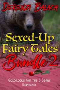 Sexed-Up Fairy Tales Bundle 2: Goldilocks and Rapunzel cover